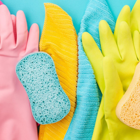How Often Do You Clean These Items In Your Home?