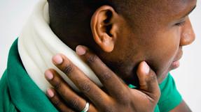Self massage for Neck & Shoulder muscles