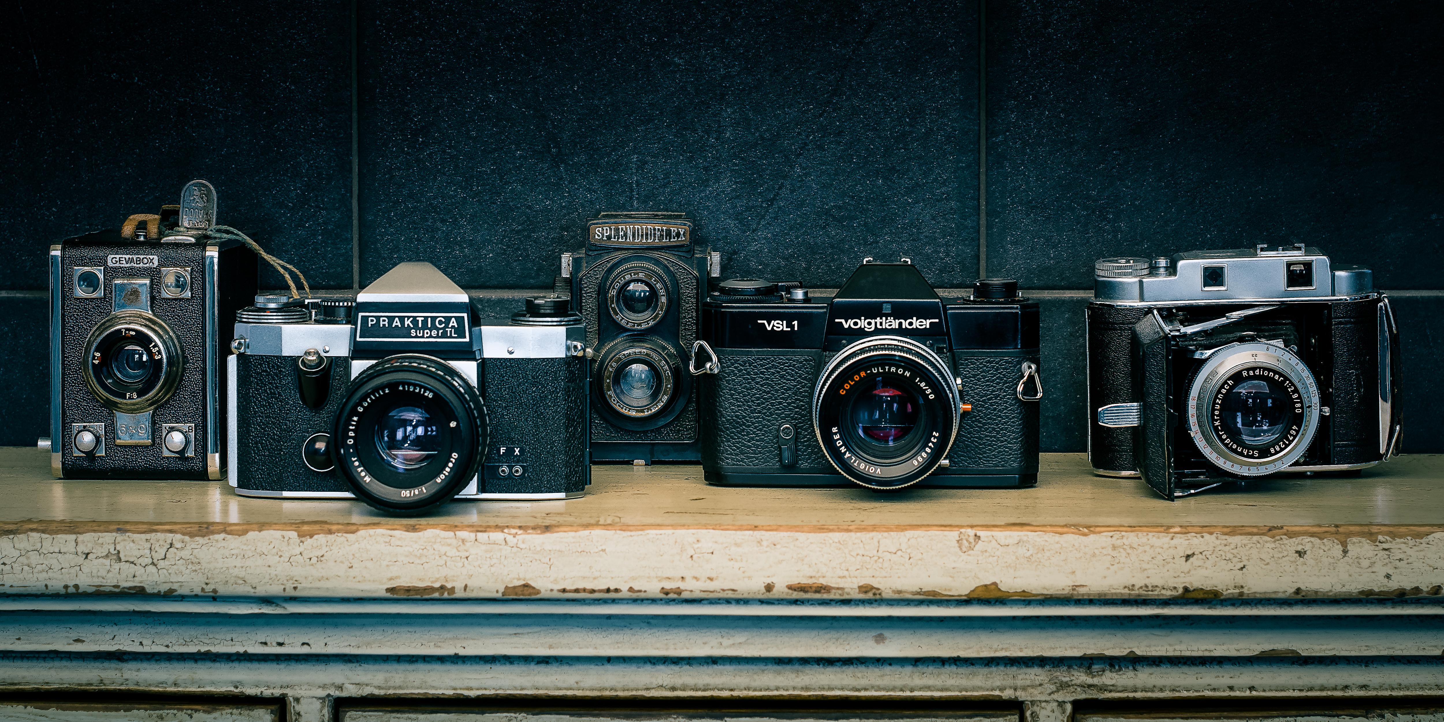 cameras