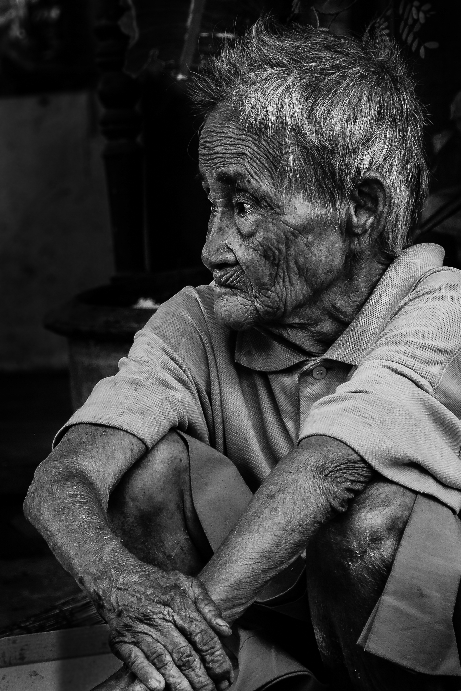 klong toey portrait