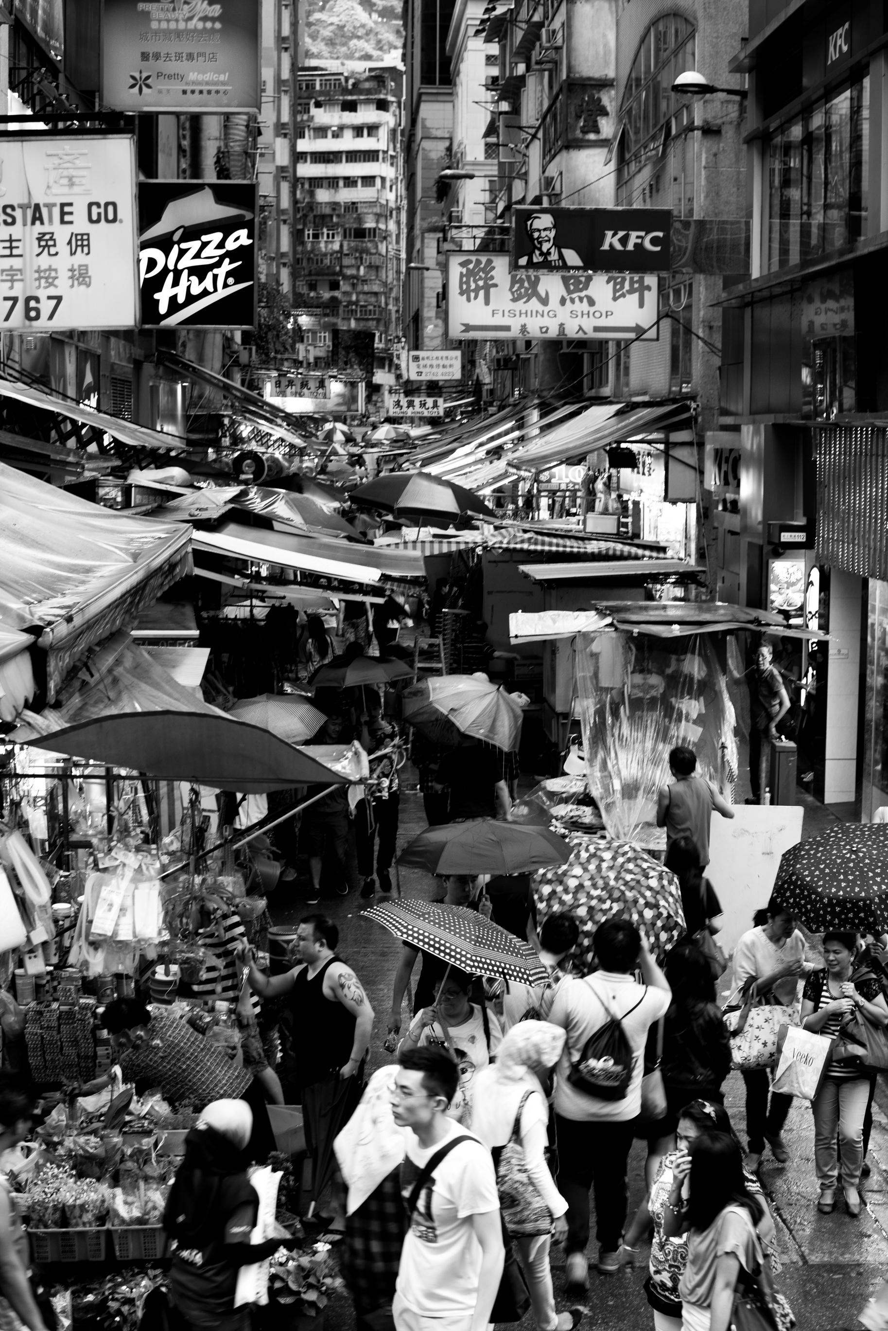 marché Hong Kong