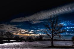 fin de l'hiver