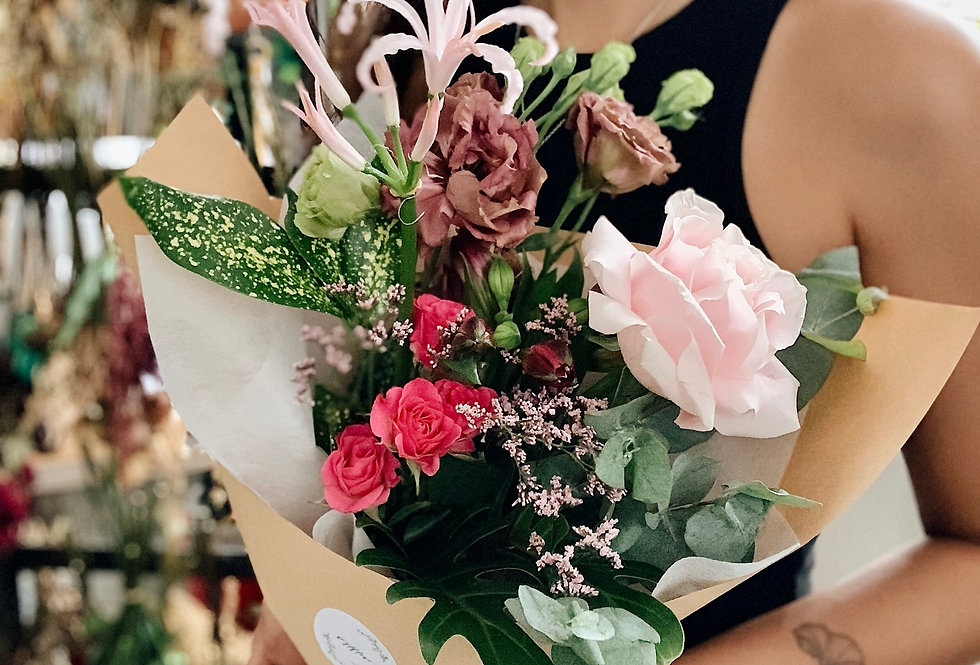 DOTW Bouquet Arrangement Workshop