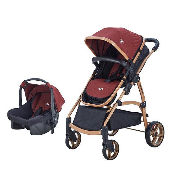 mino travel sistem bebek arabası