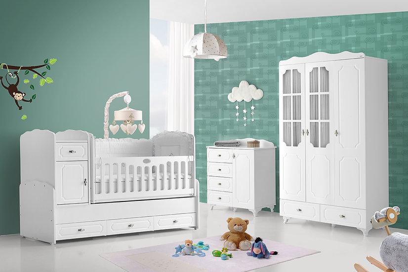 İrem Bebek Odası Takımı