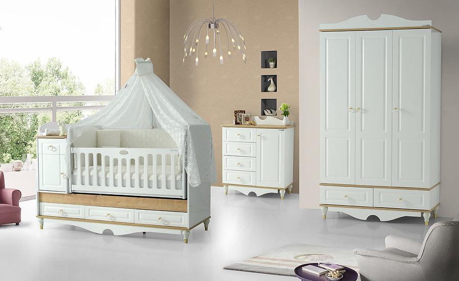 carla bebek odası takımı