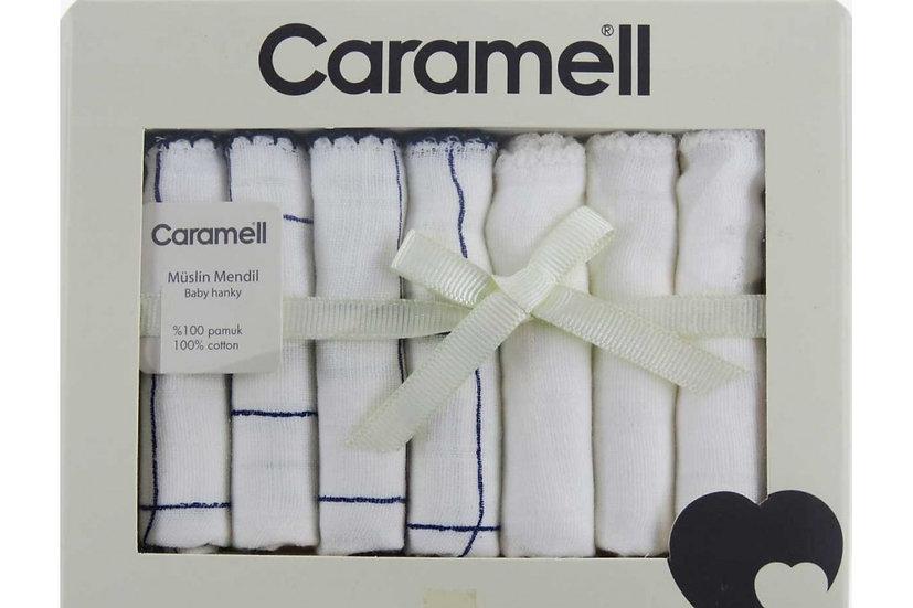 CARAMELL 4514 7 Lİ MENDİL