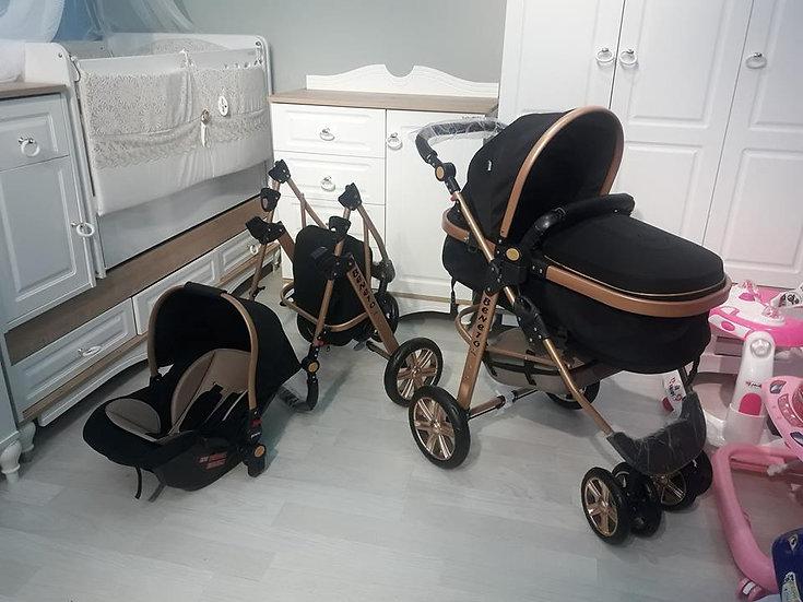 Beneto 561 travel sistem bebek arabası