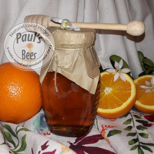 1 Lb orange blossom honey