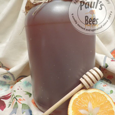 2 Gallons of Orange Blossom honey