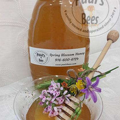 2lb Spring Wildflower Honey