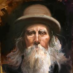 Man in Hat II