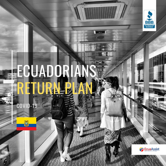 CIVIL AVIATION WILL ALLOW THE RETURN OF ECUADORIAN VULNERABLE GROUPS