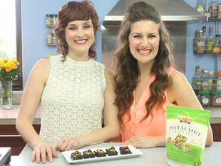 Setton Farms Pistachio Chewy Bites Join Forces with Spork Foods Celebrity Chefs