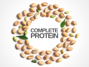"Setton Farms Pistachios Now Considered a ""Complete Protein"" For Those Over the Age of Five"