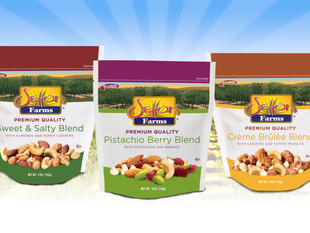 Setton Farms Debuts Three New Premium Quality Nut Blends at the Summer Fancy Food Show