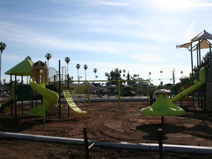 Setton Pistachio Playground and Recreational Area Build Day
