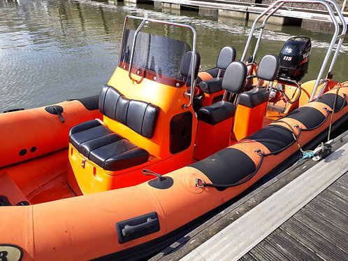 Power boat experience For 1