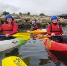 Adult kayak sessions