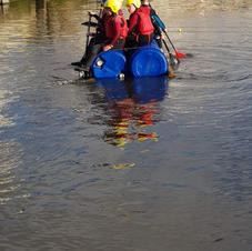 Raft build