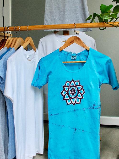 YOGAŚĀLĀ  Tie Dye Ganesha T-Shirt