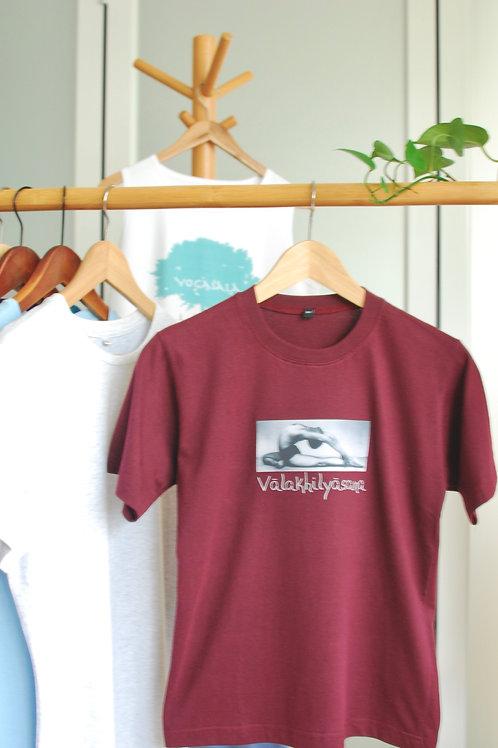 Guruji in Valakhilyasana T-Shirt