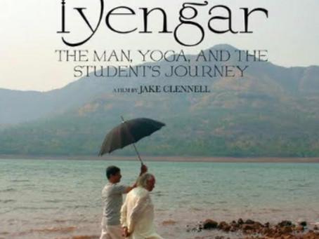 電影分享 | Iyengar - The Man, Yoga, and the student's Journey艾揚格 - 其人、瑜伽和學生的征途