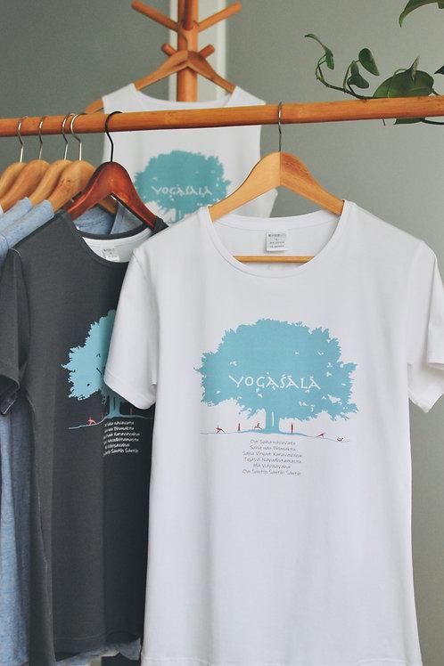 YOGAŚĀLĀ  10th Anniversary T-Shirt