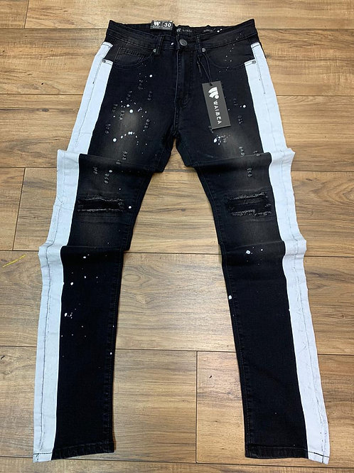 Men's Distressed Jeans