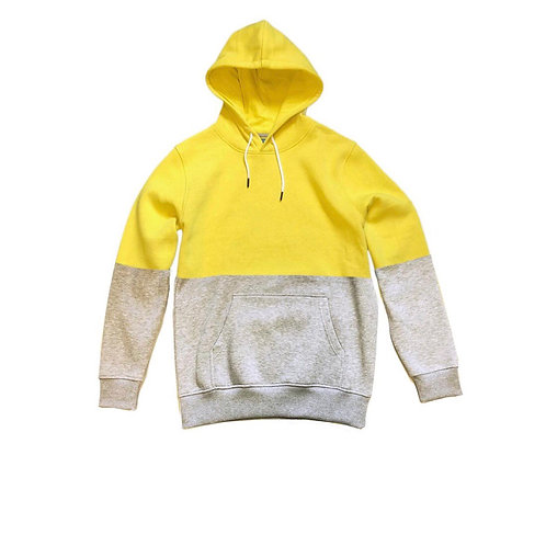 Pull over sweat hoodie