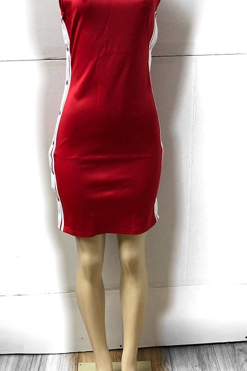 TRACK SEXY DRESS BY REDFOX