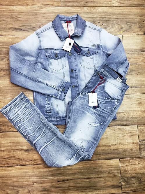 Denim jeans sets