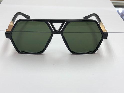 gold /black sunglass