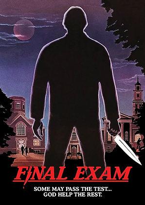 Final Exam DVD