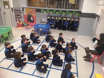 Lectoescritura en Educación Infantil