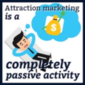 Attrection Marketing