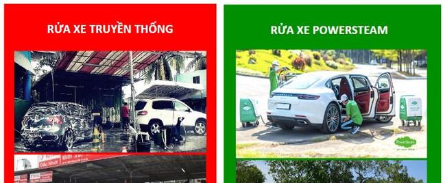 Chi phí thấp, lợi nhuận cao cùng mô hình nhượng quyền kinh doanh PowerSteam Việt Nam (đối tác F2)