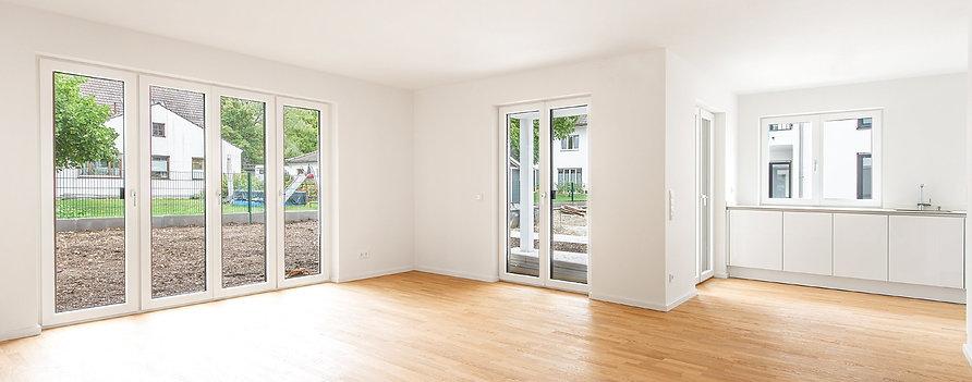 Düsseldorf-Ludenberg | Moderne 3-Zimmer-Gartenwohnung mit Hobbyraum