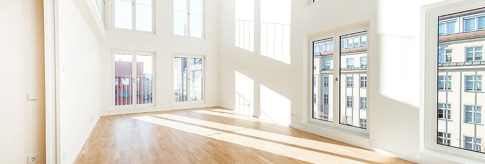 Düsseldorf-Pempelfort | 6-Zimmer Galeriewohnung
