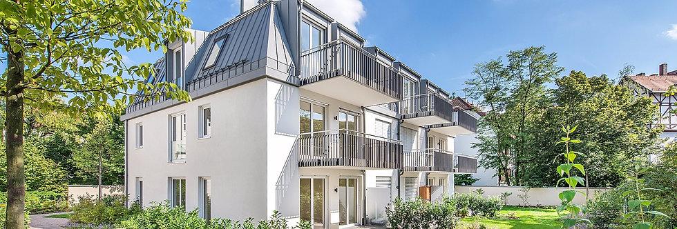 Düsseldorf-Oberkassel | Exklusive 3-Zimmer-Wohnung