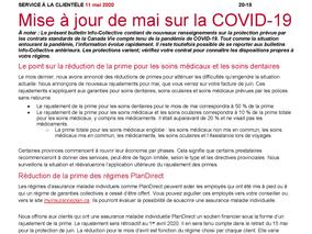 Covid-19 - Canada Vie