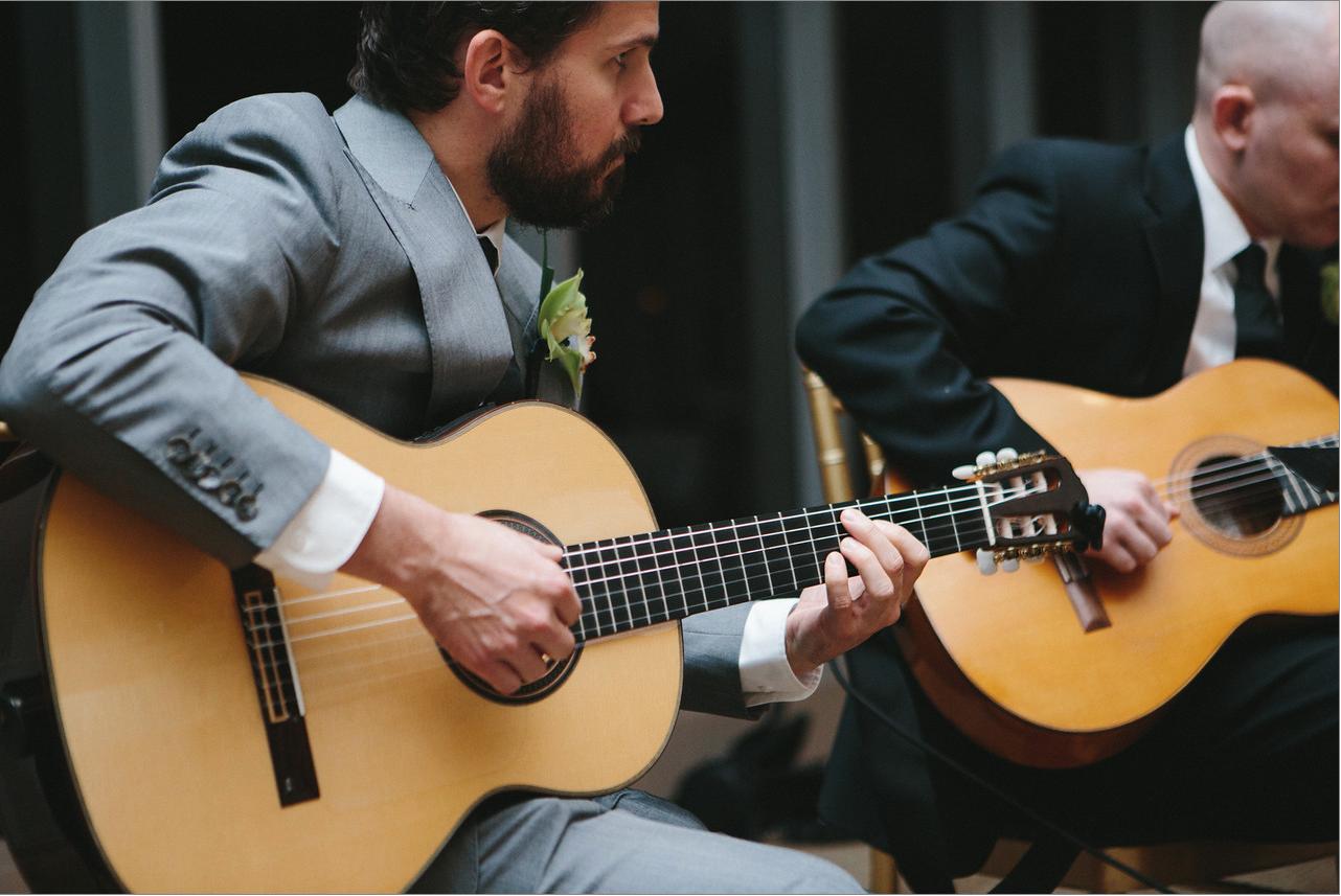 Spanish Guitar Chicago Private Event