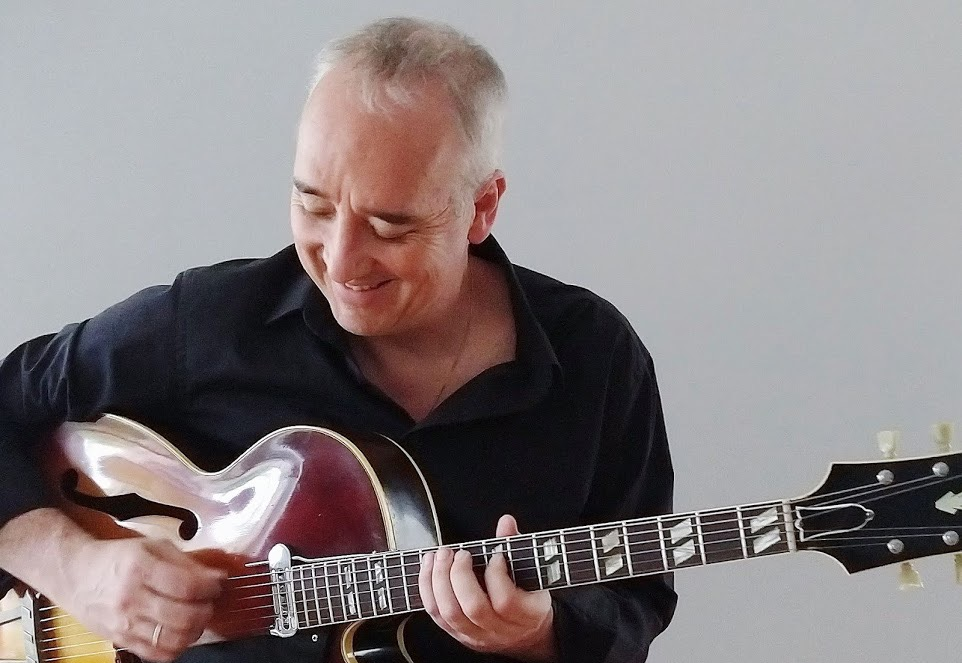 Online Jazz Guitar Lessons
