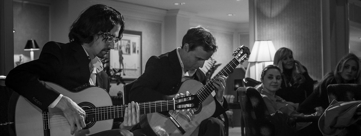 Spanish Guitar Duo: Corporate Event
