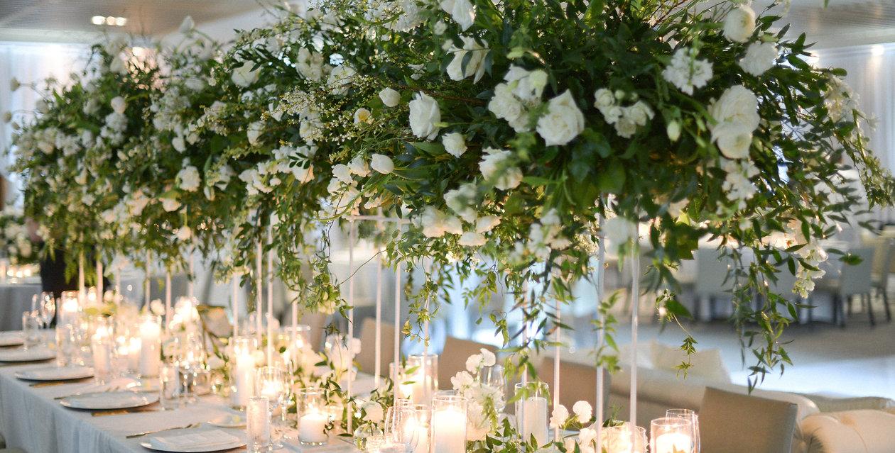 Gorgeous Wedding Flower Arrangement Miami, FL