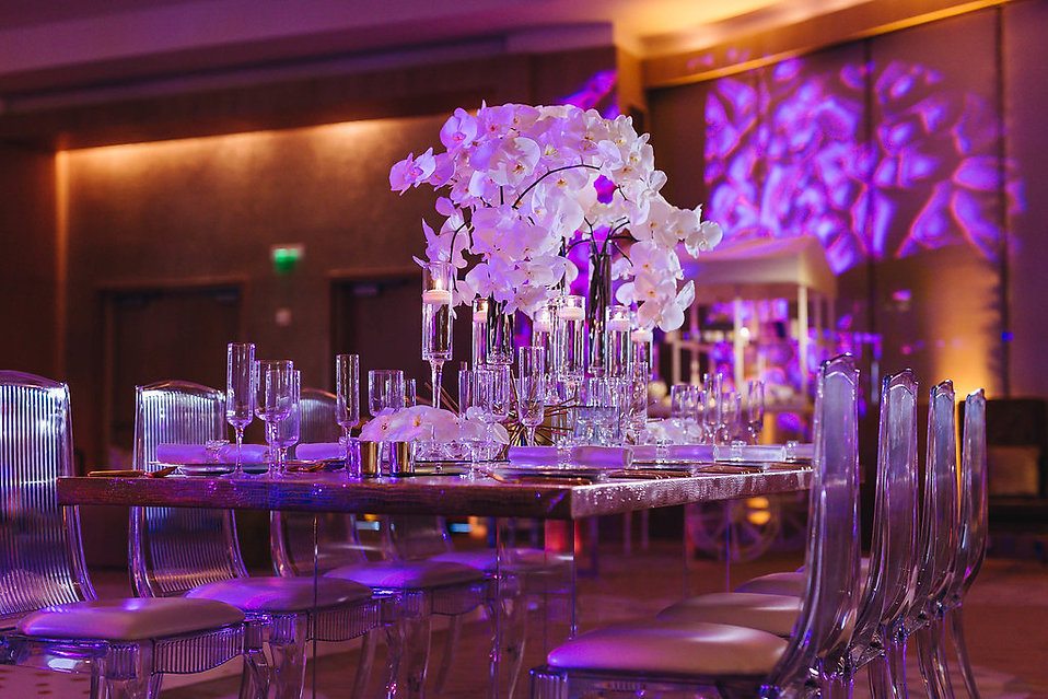 Elegant Corporate Event in Miami, FL