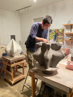New work in clay 2021