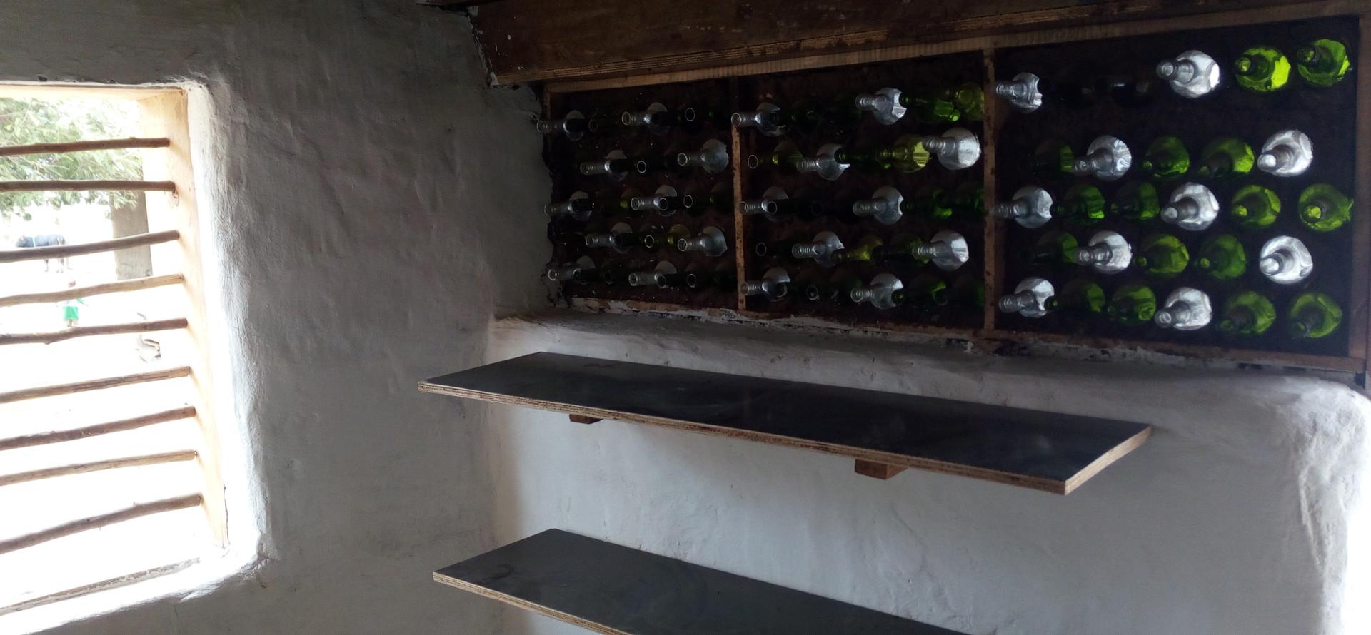 Earthbags, Maasai house