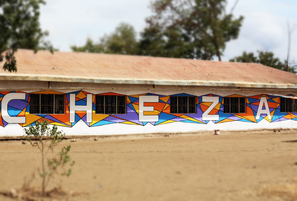 Maji Moto school renovation
