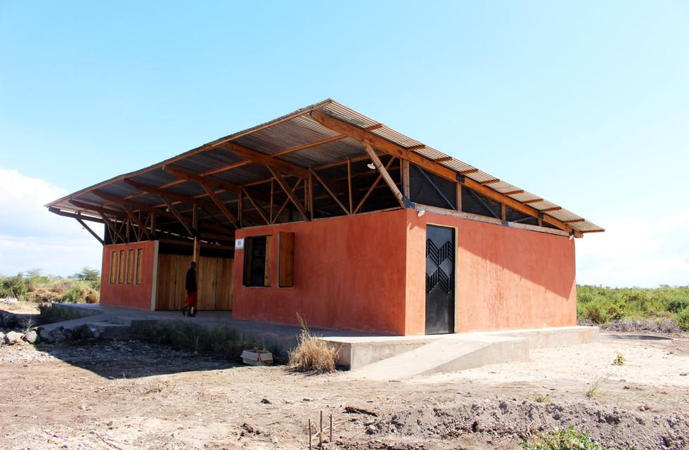 Community hall, Mikocheni